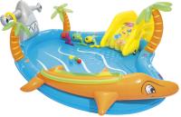 Водный игровой центр Bestway Морские жители 53067 (280x257x87) -