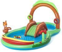 Водный игровой центр Bestway Playing Woods 53093 (295х199х130) -