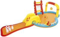 Водный игровой центр Bestway Маленькие чемпионы 53068 (435x213x117) -