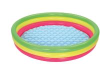 Надувной бассейн Bestway Summer Set 51104 (102x25) -