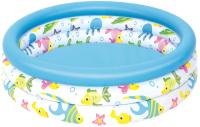 Надувной бассейн Bestway Coral Kids 51008 (102x25) -