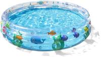 Надувной бассейн Bestway Подводный мир 51004 (152x30) -