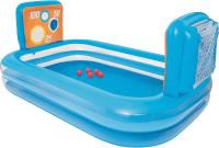 Надувной бассейн Bestway Тир 54170 (237x152x94) -