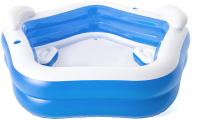 Надувной бассейн Bestway Family Fun 54153 (213x206x69) -