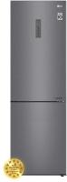 Холодильник с морозильником LG DoorCooling+ GA-B459CLWL -