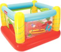 Батут надувной детский Bestway Jumptacular 93542 (175х173х144) -