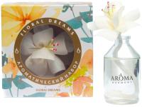 Аромадиффузор Aroma Harmony С цветком из ротанга Floral Dreams (50мл) -