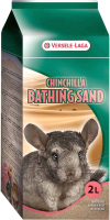 Песок для грызунов Versele-Laga Chinchilla Bathing Sand для шиншилл / 461144 (1.3кг) -