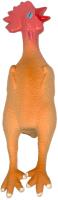 Игрушка для собак Duvo Plus Курица / 10165/DV (оранжевый) -