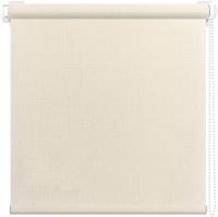 Рулонная штора АС МАРТ Шатунг 72x160 (кремовый) -
