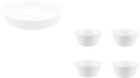 Набор для выпечки Luminarc Smart Cuisine Blanc 10P0888 -