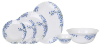 Набор столовой посуды Arcopal Aliya Blue / L7790 (26пр) -