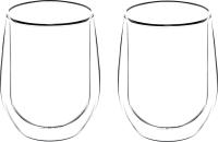Набор стаканов Ardesto AR2637G (2шт) -