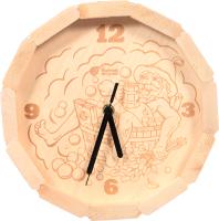 Часы для бани Банные Штучки В парилке / 39101 -