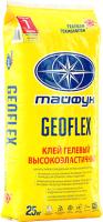 Клей для плитки Тайфун Geoflex. Высокоэластичный (25кг) -