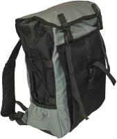 Рюкзак туристический Каприкорн Рыбалка-50 оксфорд 600D (50л, серый) -