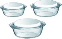 Комплект посуды для СВЧ Pyrex 912S637 -