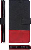 Чехол-книжка Case Muxma для Redmi Note 5 Pro (винный) -