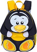 Детский рюкзак Grizzly RS-898-2 (пингвин) -