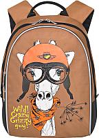 Сумка/рюкзак/чемодан Grizzly RS-734-2 (бежевый) -