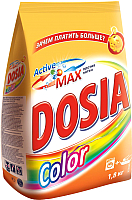 Стиральный порошок Dosia Color (1.8кг) -
