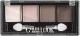 Палетка теней для век LUXVISAGE Glam Look тон 01 4-х цветные (4г) -