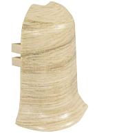 Уголок для плинтуса Rico Leo 194 Дуб Лимерик (наружный) -