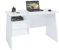 Письменный стол Сокол-Мебель КСТ-115 (белый) -