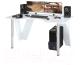 Компьютерный стол Сокол-Мебель КСТ-116 (белый) -