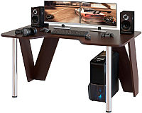 Компьютерный стол Сокол-Мебель КСТ-116 (венге) -