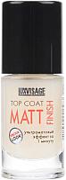 Топовое покрытие для лака Lux Visage Matt FInish (8г) -