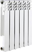 Радиатор алюминиевый Rommer Optima 500 (12 секций) -