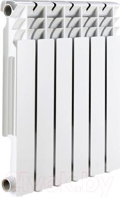 Радиатор алюминиевый Rommer Optima 500 (14 секций)