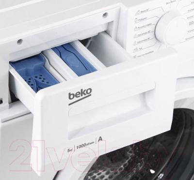 Стиральная машина Beko WRS5511BWW