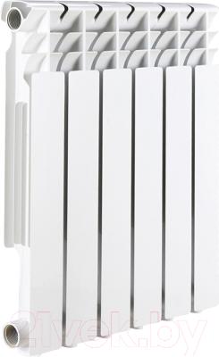 Радиатор биметаллический Rommer Optima 500 (14 cекций)