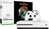 Игровая приставка Microsoft Xbox One S 1TB + Sea of Thieves / 234-00334 -