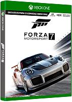 Игра для игровой консоли Microsoft Xbox One Forza Motorsport 7: Standard Edition -