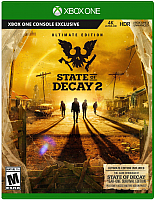 Игра для игровой консоли Microsoft Xbox One State of Decay 2 -