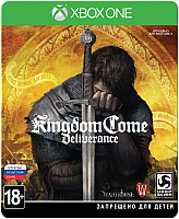 Игра для игровой консоли Microsoft Xbox Kingdom Come: Deliverance. Steelbook Edition -