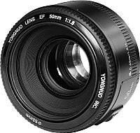 Портретный объектив Yongnuo YN 50mm f/1.8 Canon EF -