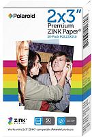 Фотобумага Polaroid Zink M230 2x3 Premium (на 50 фото) -