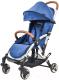 Детская прогулочная коляска LaBaby Vinng (синий) -