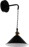 Бра Aitin-Pro НББ BD052/1W (черный) -