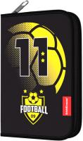 Пенал Erich Krause Football Time / 48372 -