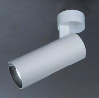 Точечный светильник Citilux Тубус CL01B120N (белый) -