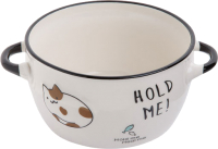 Супница Perfecto Linea Миу-Миу 18-314001 (белый кот) -