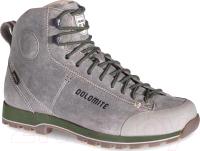 Трекинговые ботинки Dolomite 54 High Fg GTX Alumini / 247958-1325 (р-р 7.5, серый) -