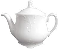 Заварочный чайник Cmielow i Chodziez Rococo / 0002-0035662 (белый) -