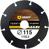 Отрезной диск GRAFF Termit115 -