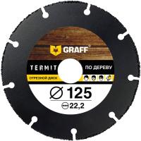 Отрезной диск GRAFF Termit125 -